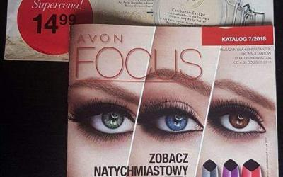 Co to jest katalog FOCUS i Netto Avon